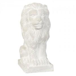 Kamenná dekorativní soška lva