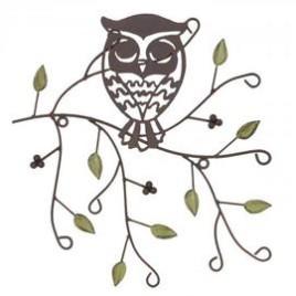 Závěsná dekorace sova