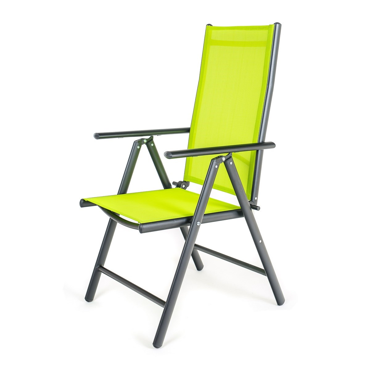 HAPPY GREEN Židle polohovací RAMADA 56
